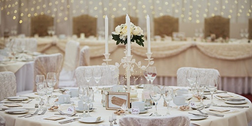Wedding show open day at Donnington Grove
