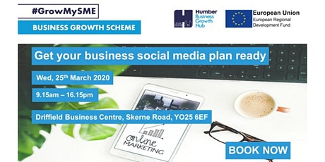 Get Your Business Social Media Plan Ready tickets