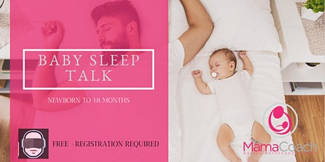 Baby Sleep Talk: Newborn to 18 Months tickets