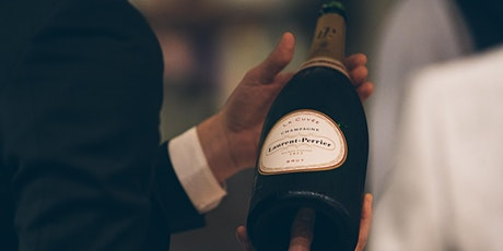 Champagne Dinner with Laurent Perrier tickets