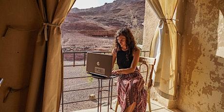 Workshop creatieve reisverhalen schrijven tickets