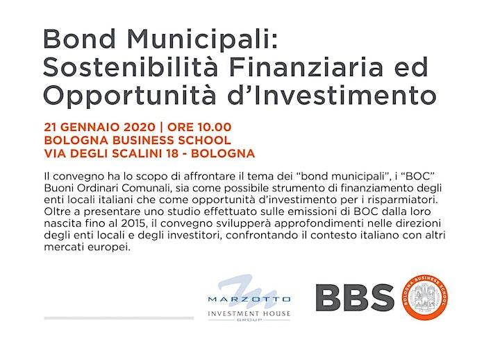 Immagine Bond Municipali: Sostenibilità Finanziaria ed Opportunità d'Investimento