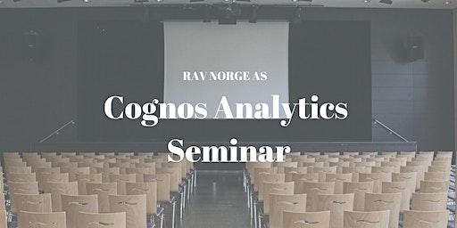 Cognos Analytics Seminar
