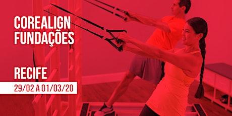 Formação em CoreAlign - Módulo Fundações - Physio Pilates Balanced Body - Recife ingressos