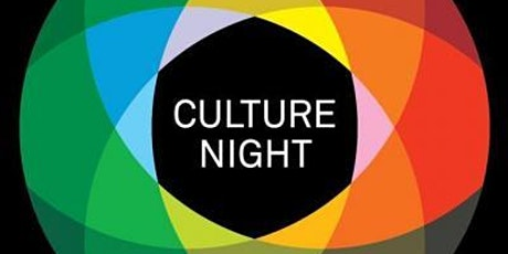 Culture Night Conversations - Dublin  tickets