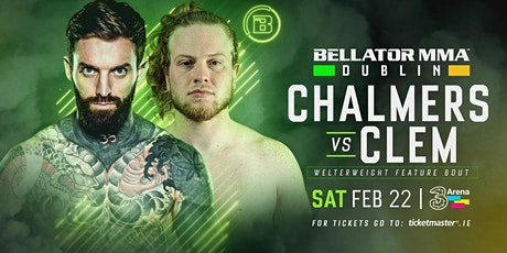 Bellator Dublin tickets