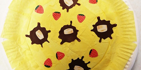 Paper Plate Pancake @ Chingford Library tickets