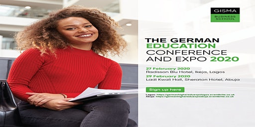 THE GERMAN HIGHER EDUCATION CONFERENCE & EXPO 2020