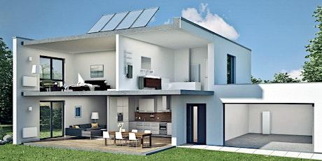 """ANCONA - L'impianto """"snello"""" nell'edilizia a basso consumo  e l'utilizzo ottimizzato dell'energia fotovoltaica tickets"""