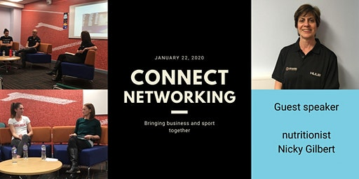 Derbyshire Institute of Sport CONNECT networking for businesses