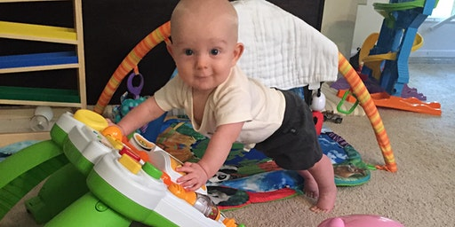 Master MOVERS - 7 months - new walkers