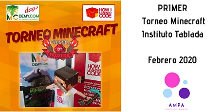 I Torneo Minecraft Instituto Tablada entradas
