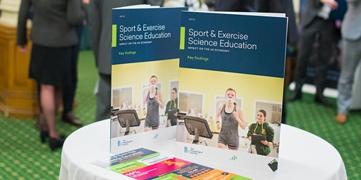 Celebrating sport and exercise science to promote lifelong health in Wales