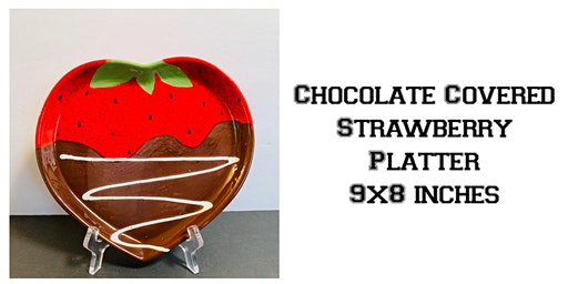 Paint-Your-Own Chocolate Strawberry