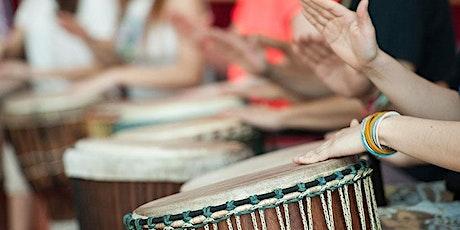 African  music workshop for children - Francophonie Fest tickets