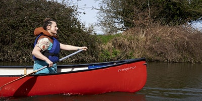 Canoe and Bushcraft on the River Medway