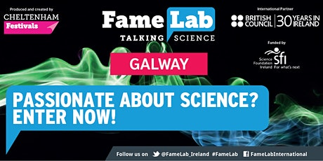 FameLab Galway Training tickets