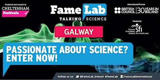 FameLab Galway Training
