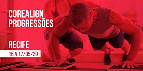Formação em CoreAlign - Módulo Progressões - Physio Pilates Balanced Body - Recife tickets