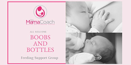 Boobs and Bottles: Feeding Support Group tickets