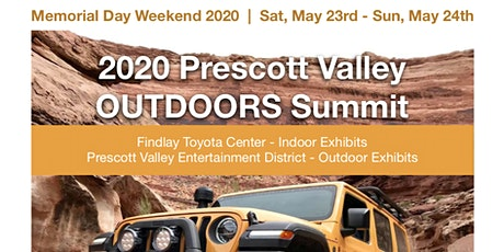 Prescott Valley OUTDOORS Summit tickets
