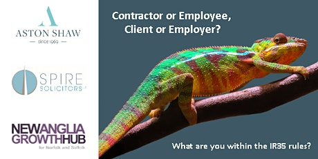 Contractor or Employee? IR35 - Everything Your Business Needs to Know - Diss tickets