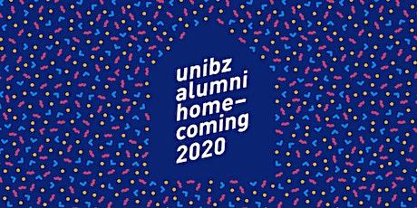 unibz Alumni Homecoming 2020 biglietti