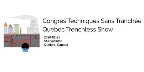 Billet représentant supplémentaire : Congrès Techniques Sans Tranchée  2020 RÉSERVÉ AUX EXPOSANTS billets