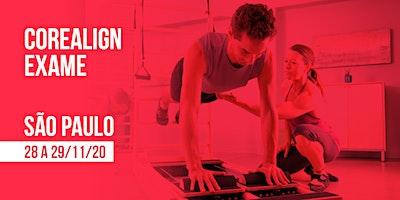 Formação em CoreAlign - Exame - Physio Pilates B