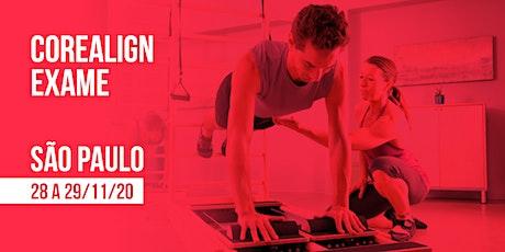 Formação em CoreAlign - Exame - Physio Pilates Balanced Body - São Paulo ingressos
