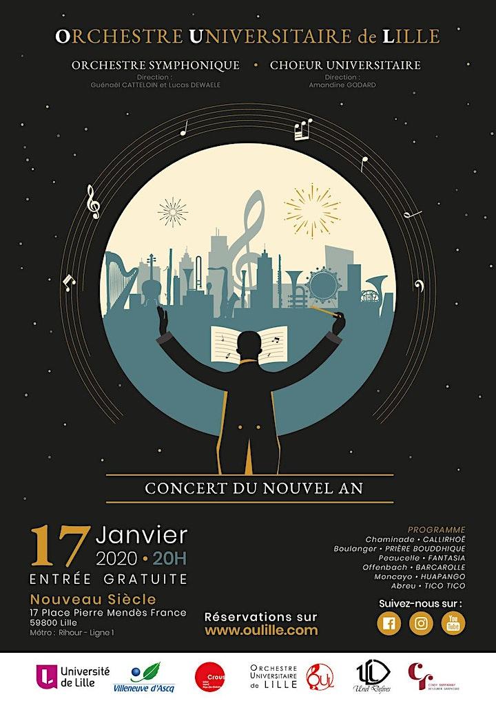 Image pour Concert du Nouvel An
