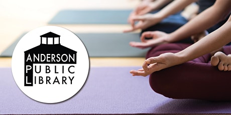 Yoga at the Anderson Public Library tickets