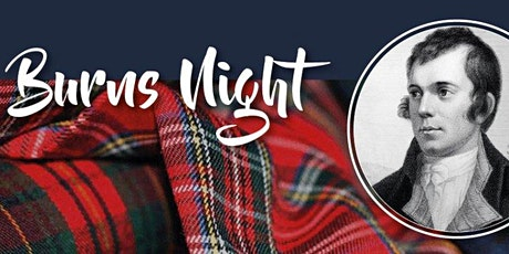 Celebrate Burns Night with The Emsworth Supper Club tickets