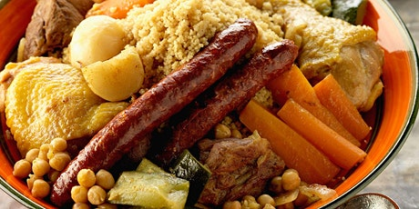 Moroccan Feast - Francophonie Festival tickets
