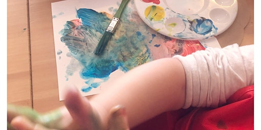 Toddler Art Group: It's FREE