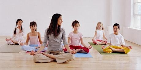 Calm Kids Yoga (primary school age) tickets