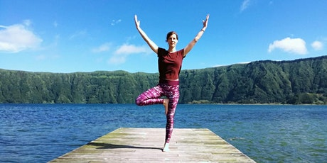 A Dynamic Flow Yoga with Hélène Dutfoy - Practice Connection tickets