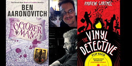 Ben Aaronovitch & Andrew Cartmel in Conversation tickets