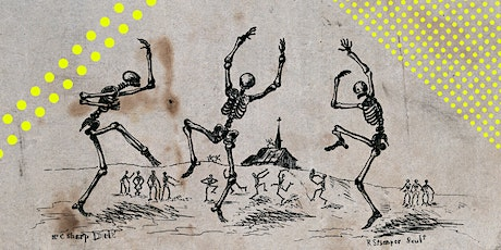 Demons, Dildos & Dancing Skeletons: Machine Learning at Wellcome Collection tickets