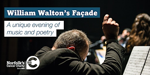 William Walton's Façade - A unique evening of music and poetry