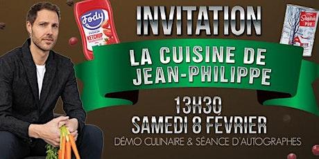 La Cuisine de Jean-Philippe: Démo culinaire & séance d'autographes COMPLET billets