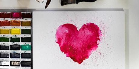Valentine's Day Paint Night tickets