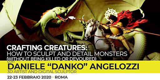 Workshop Digital Sculting - Crafting Creatures