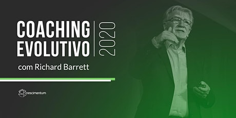 Coaching Evolutivo com Richard Barrett 2020 bilhetes