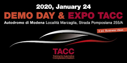 TACC DEMO DAY & EXPO II ed.
