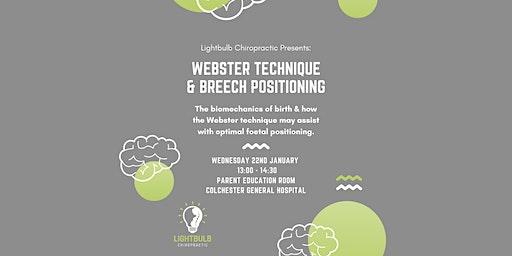 Webster Technique & Breech Positioning