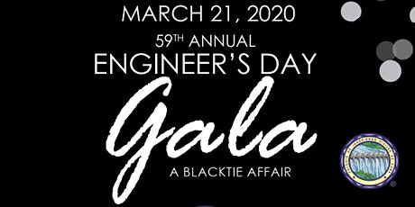59th Annual CAACE Engineer's Day Gala tickets