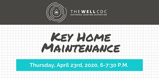 Home Maintenance Class: Key Home Maintenance