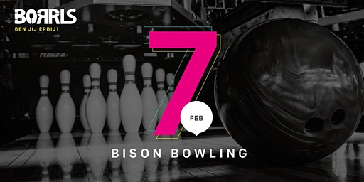 BORRLS bij Bison Bowling