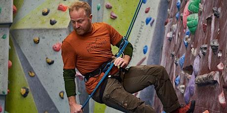Climbing Wall Instructor Abseil Module Training tickets